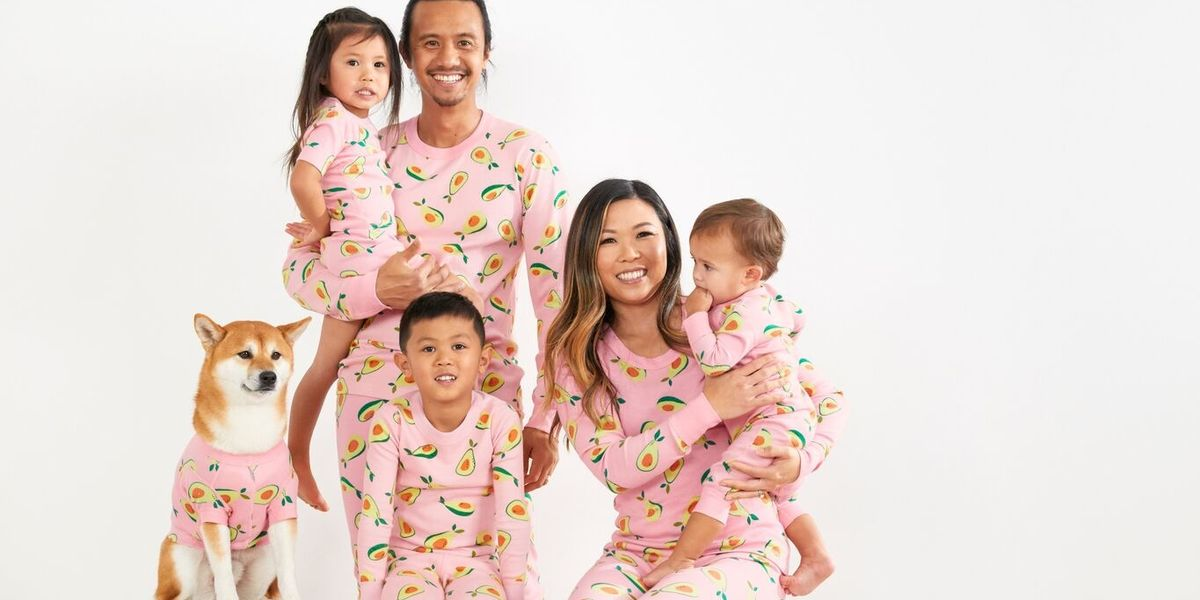Hanna Andersson just dropped the cutest last-minute matching family pajamas