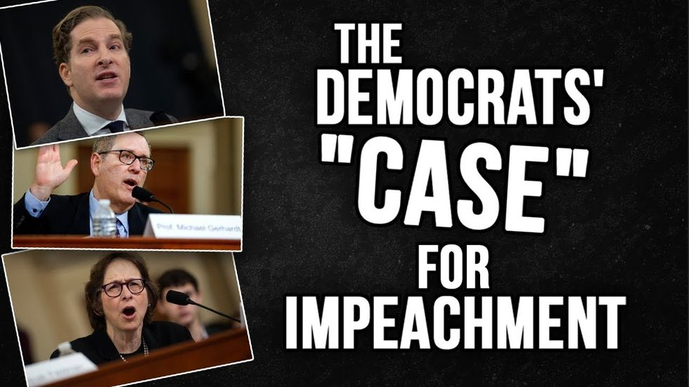 Partner Content - REASONABLE DOUBT: Dems fail to make the case