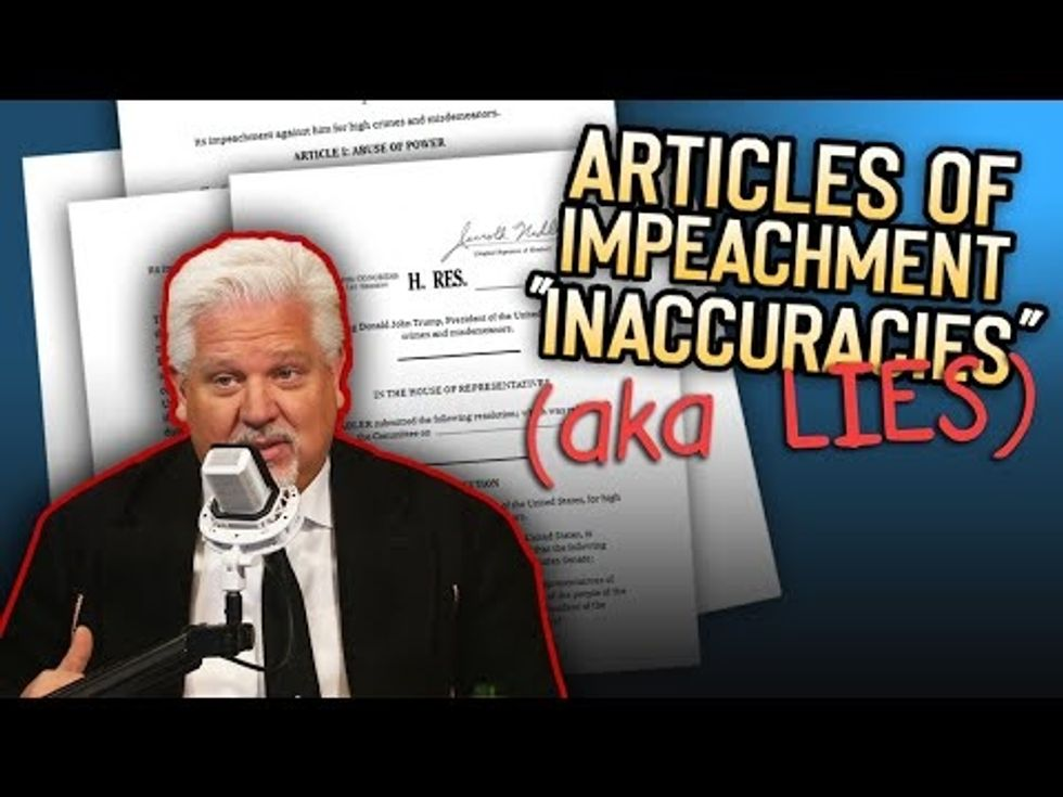 Partner Content - DEMOCRATS' ARTICLES OF IMPEACHMENT: Did Trump obstruct congress?