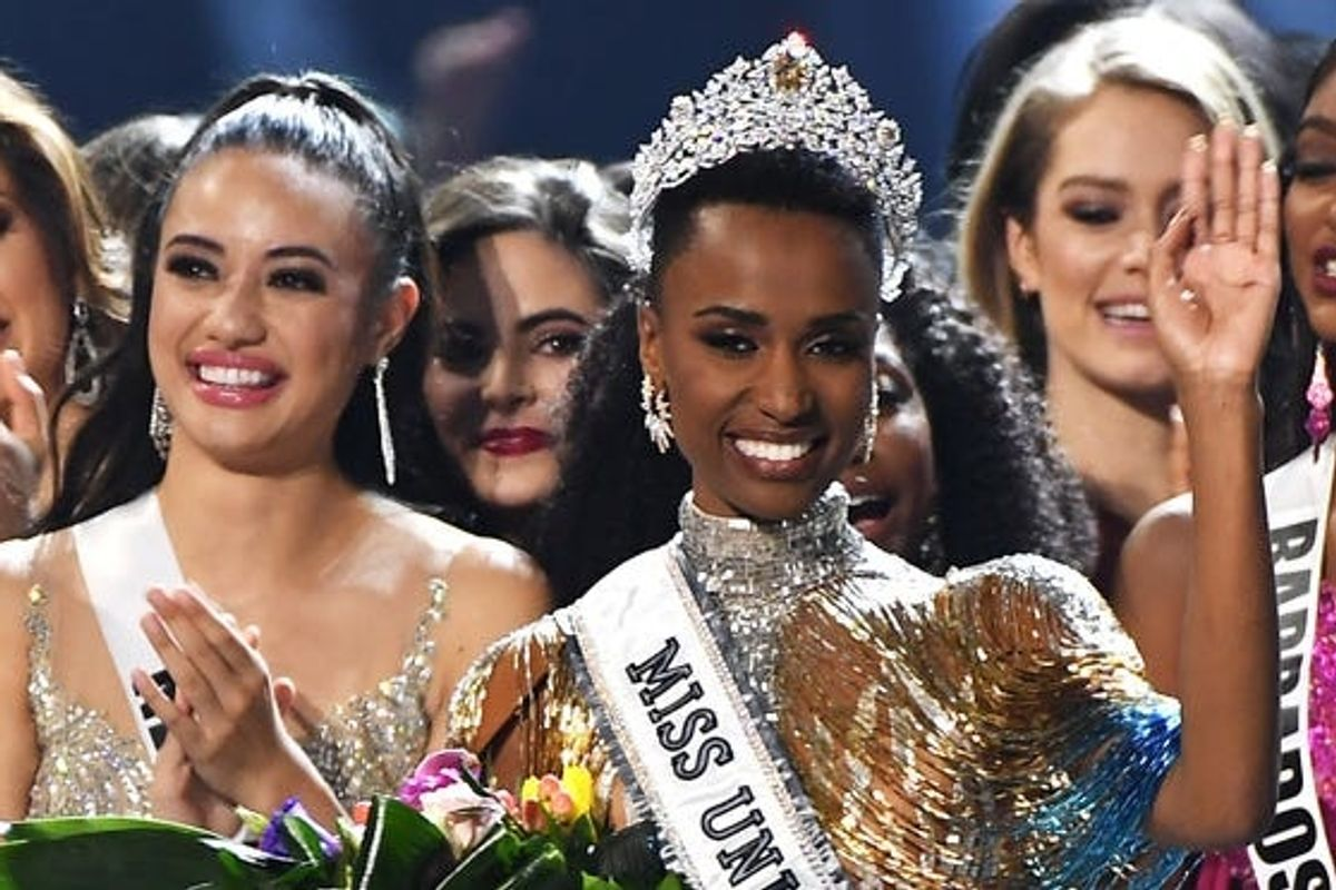 For the first time in history, the winners of top four beauty pageants are black women
