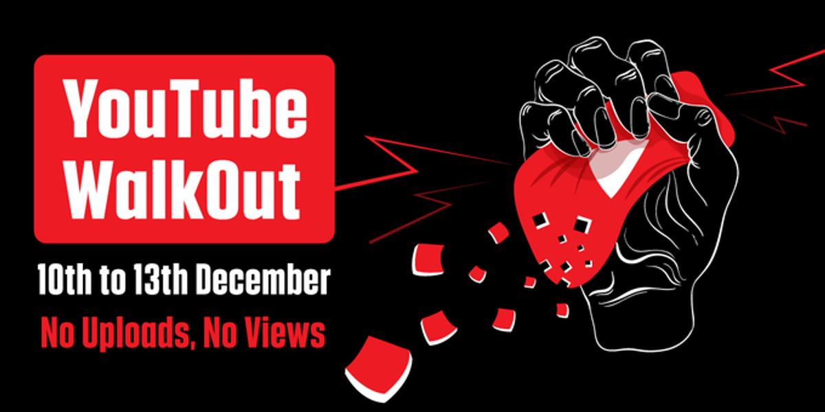 Why YouTube Creators Want You to Boycott YouTube