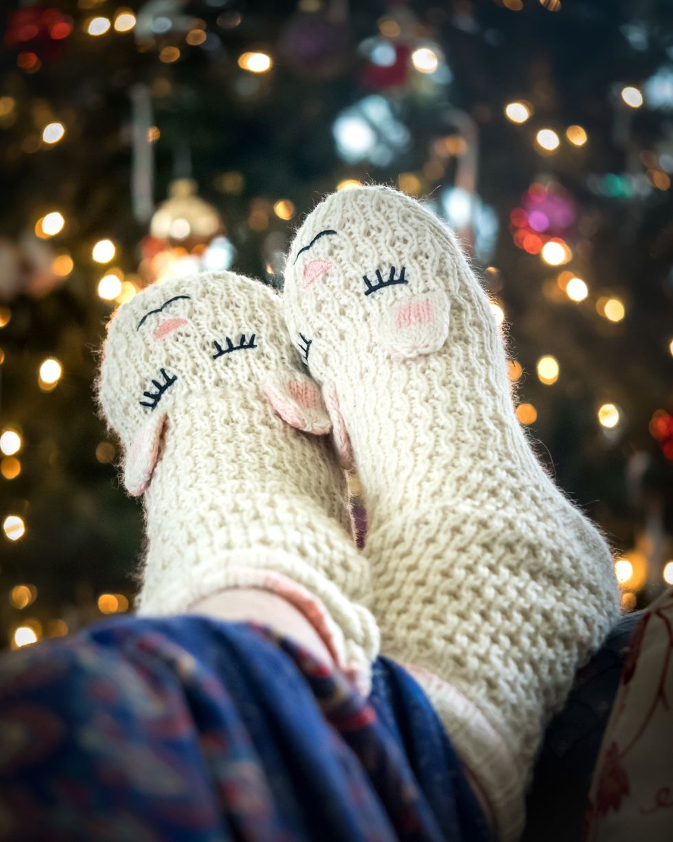 8 Cozy Reasons Why Fuzzy Socks Are Undoubtedly The Best Kind Of Socks