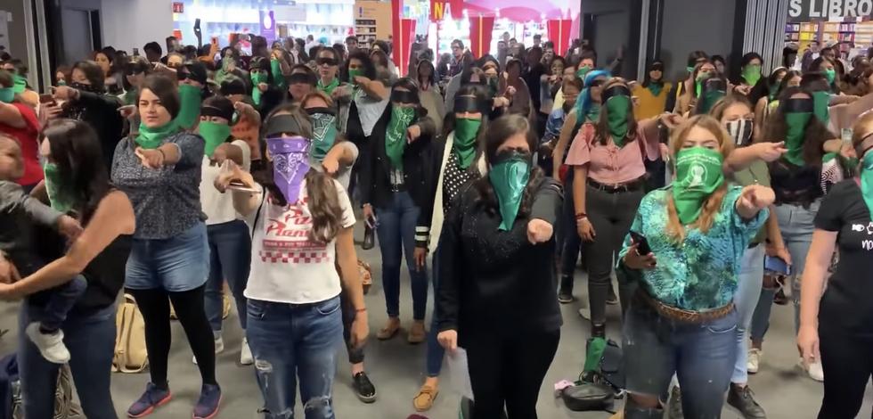 Marcha Feminista: Yo Decido Como Hacer Justicia