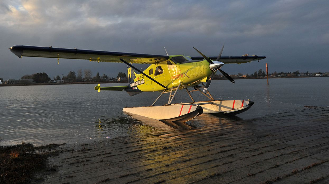 First Commercial Electric Plane Flight Opens New Era in Aviation