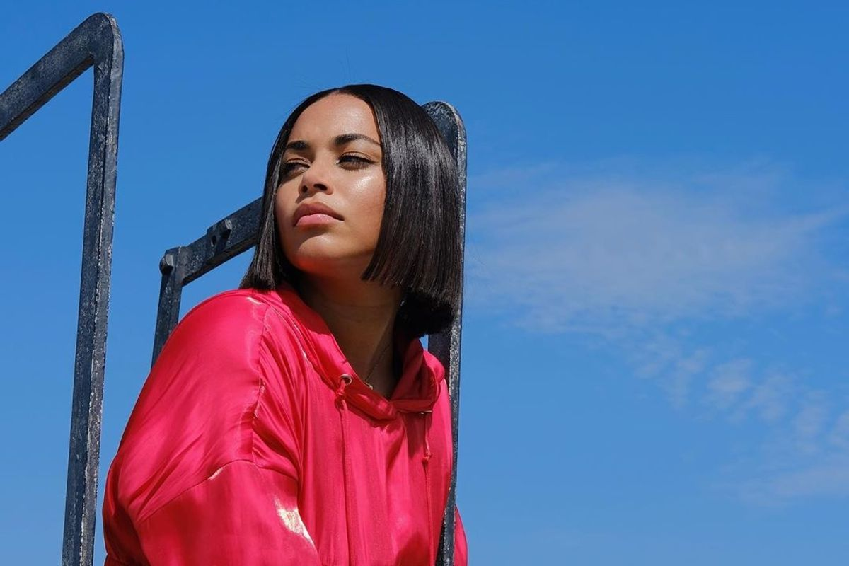 Lauren London and Puma  Tribute Nipsey Hussle in New Campaign