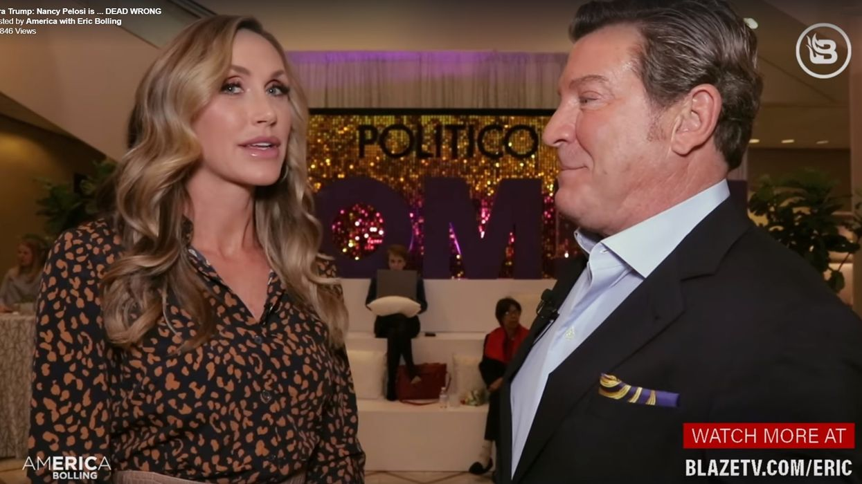 Lara Trump to Eric Bolling: Nancy Pelosi is 'dead wrong' about impeachment