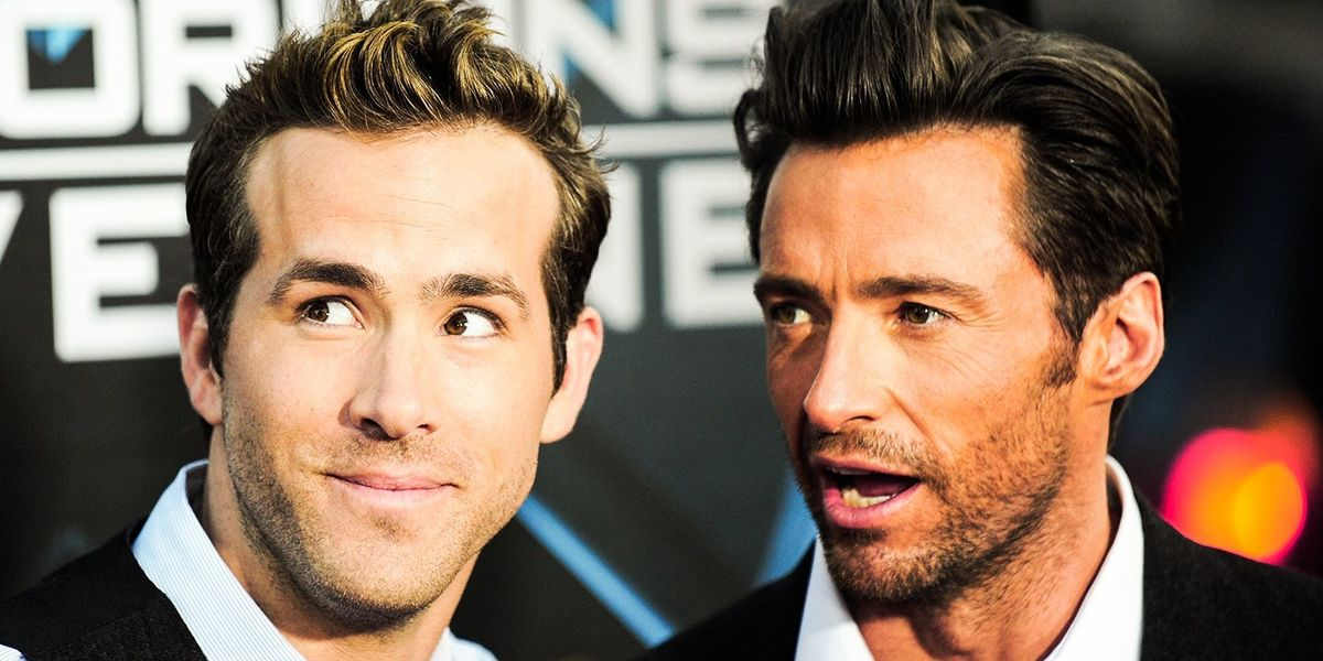 Can Hugh Jackman and Ryan Reynolds Just Kiss Already?
