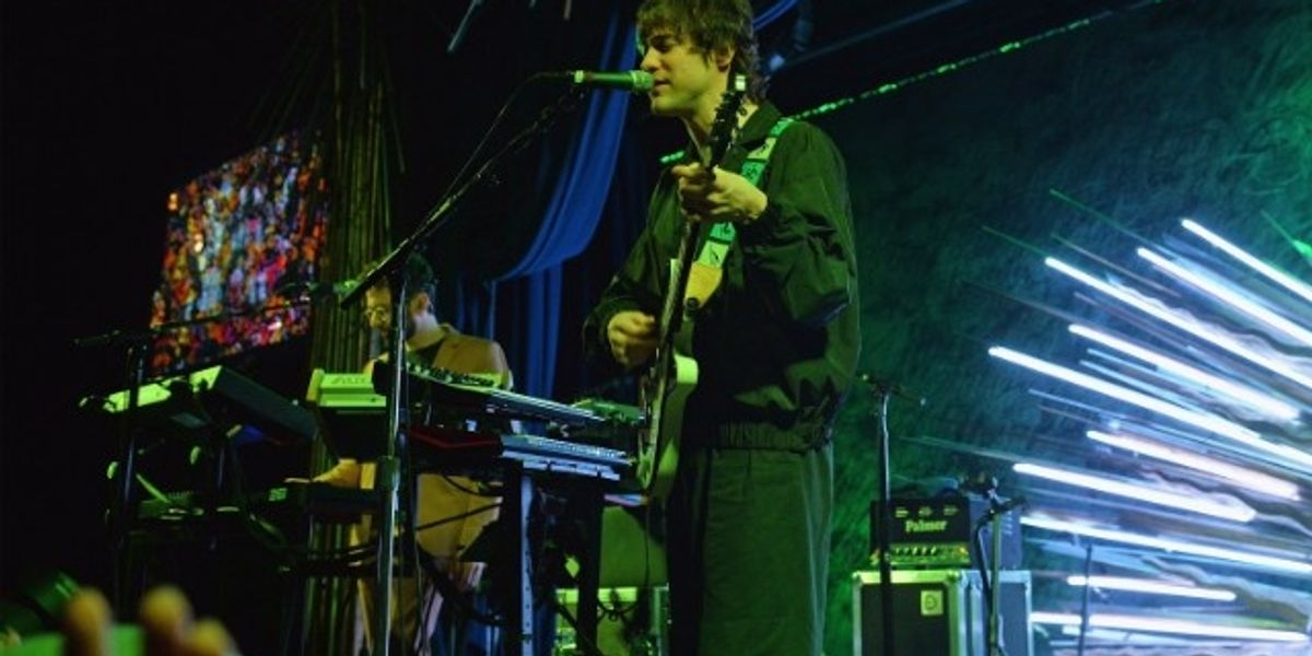 """MGMT Go Goth With New Single """"In the Afternoon"""""""