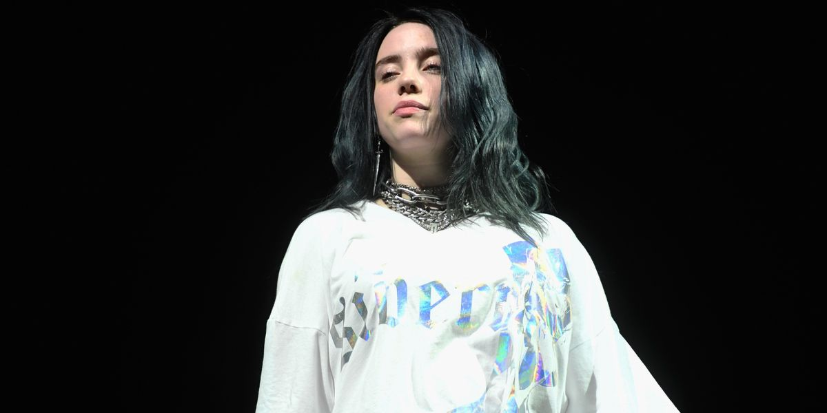 Billie Eilish Was Scared People Wouldn't Think She Was 'Cool'
