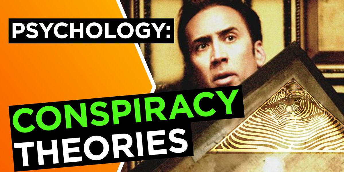 Why conspiratorial thinking is peaking in America