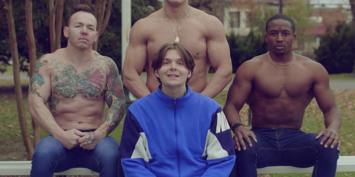 Watch Johnny Utah Pivot to Bodybuilding in '4Tounce'