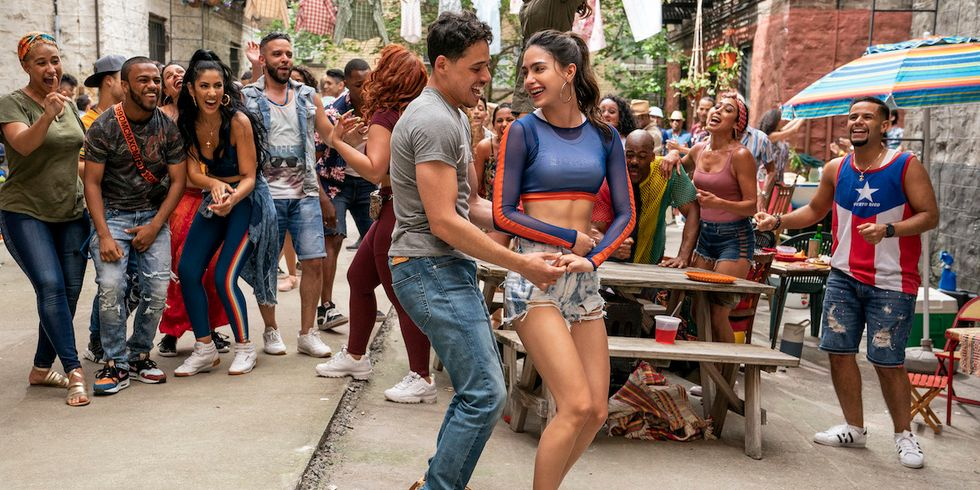 Lin-Manuel Miranda's 'In The Heights' Film Has A Dance-Packed First Trailer