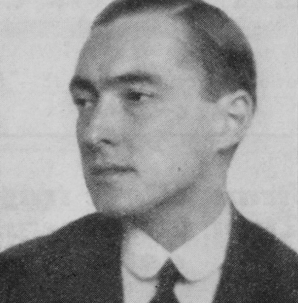 Richard von Coudenhove-Kalergi in 1926