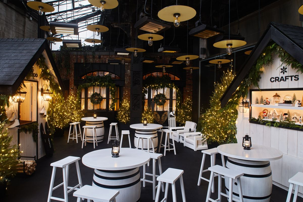 A Chanel Winter Wonderland Has Opened Up in New York