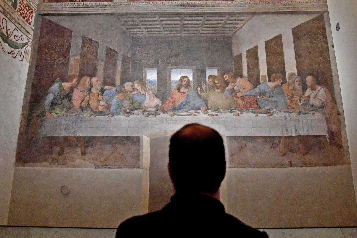 Leonardo, l'artista imperfetto che più si avvicinò al mistero di Dio