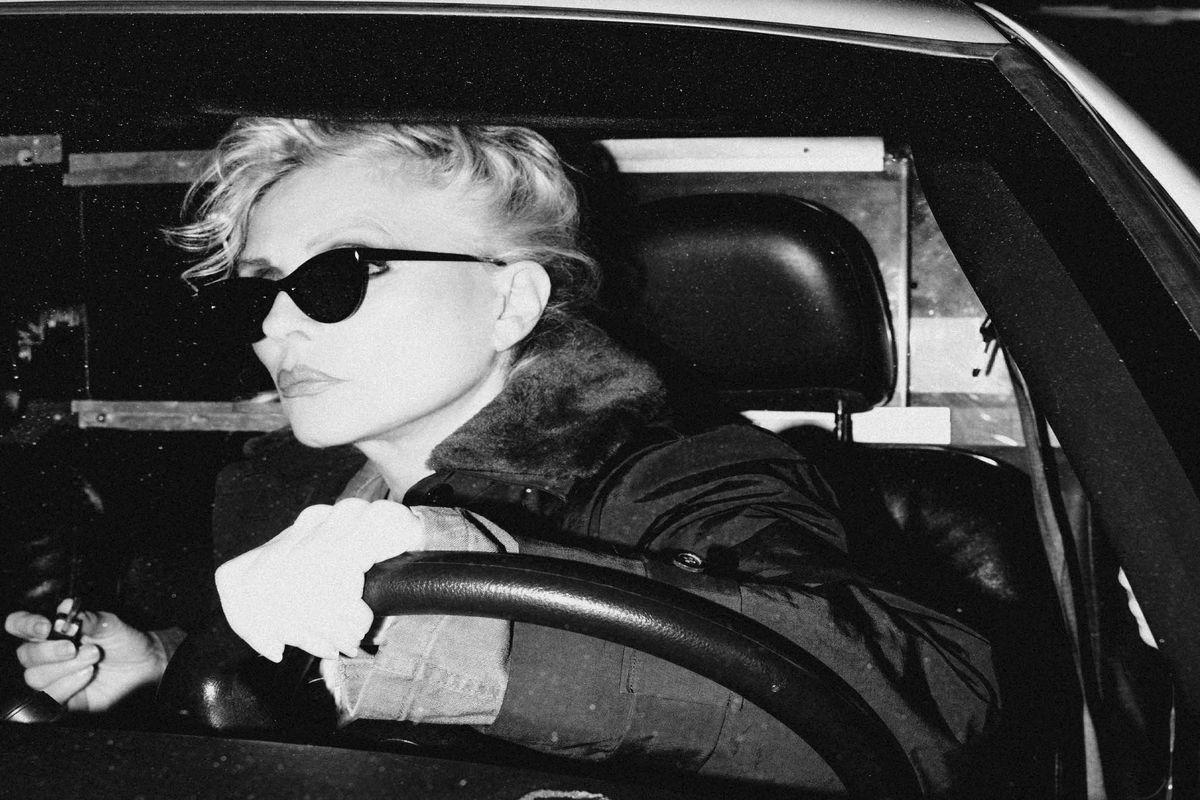 Talking With the SI Unit of Punk, Debbie Harry