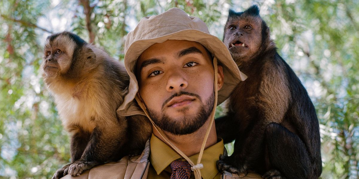How Kelvin Peña Became Brother Nature