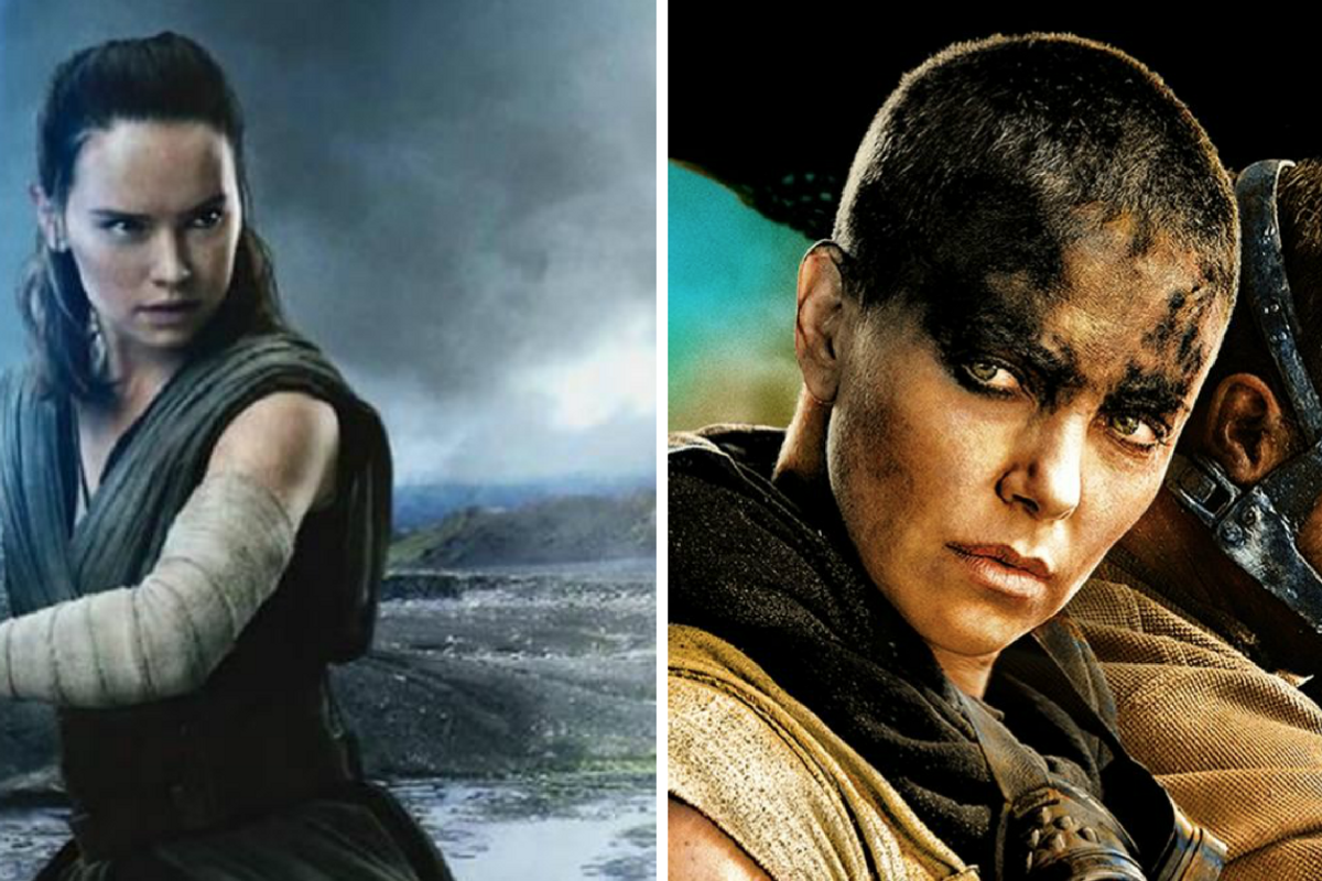 The 12 most badass action films with powerful female leads