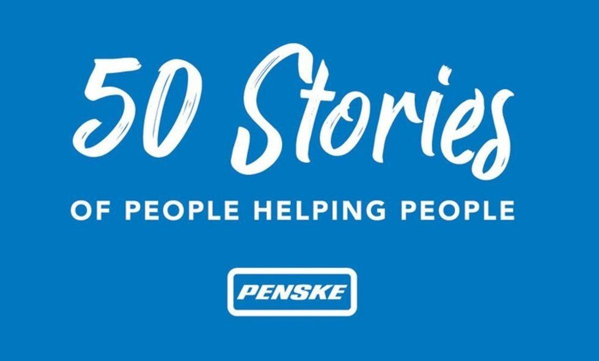 50 Stories of Helping People