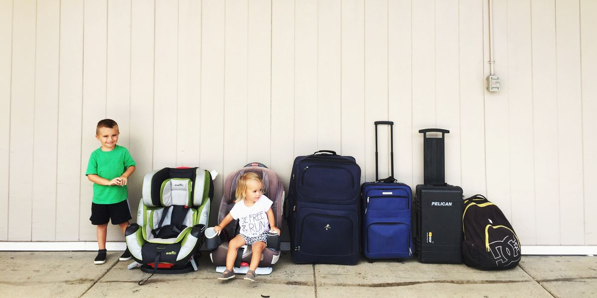 Why we travel with our toddler
