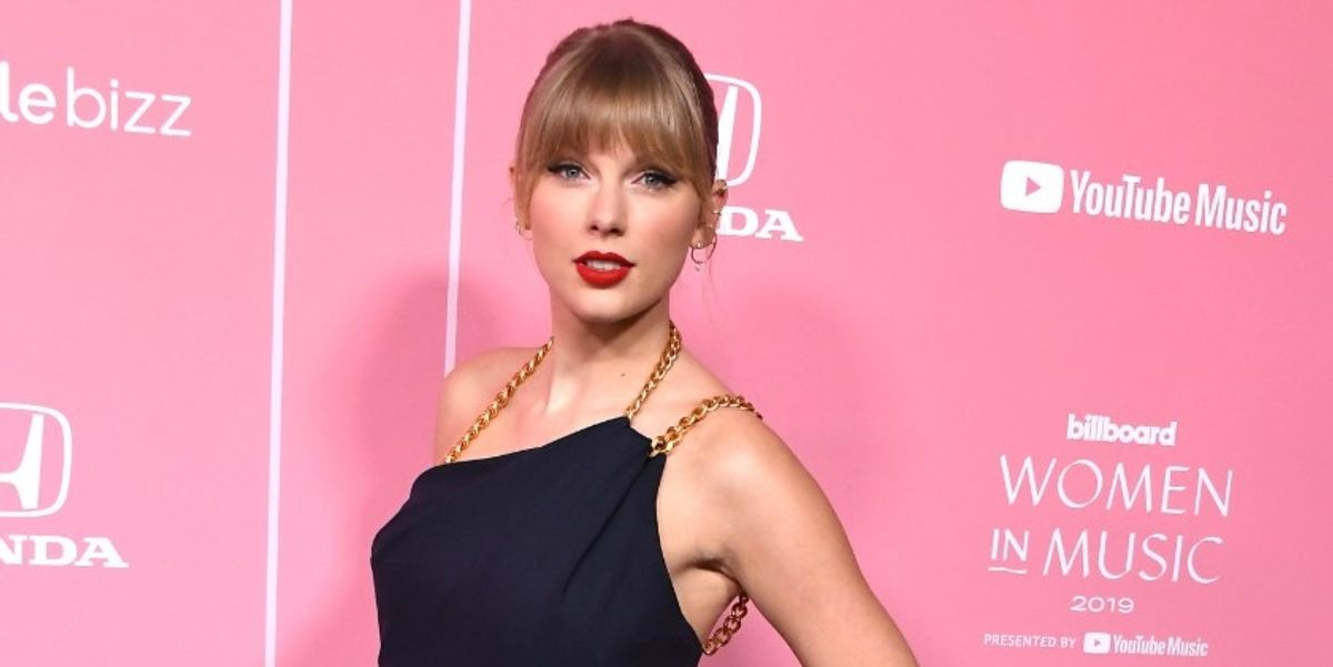 Taylor Swift Gave Off Lizzie McGuire Vibes At Billboard Women In Music