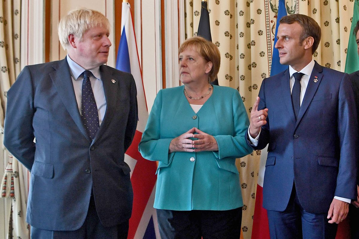 La Brexit porta l'Italia verso gli Usa ma il Colle ci vuole inchiodare a Parigi