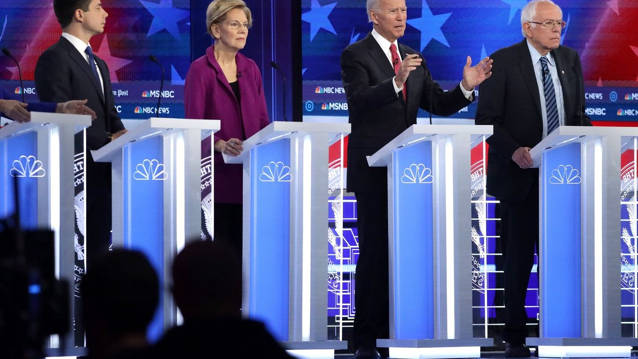 Democratic presidential debate plans in disarray after every qualifying candidate threatens to boycott