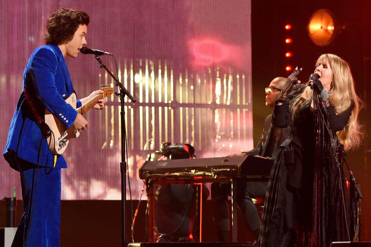 Watch Harry Styles and Stevie Nicks Perform 'Landslide'