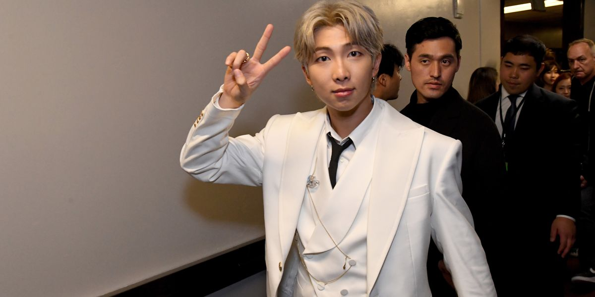 BTS's RM Has Lost Over 30 Airpods