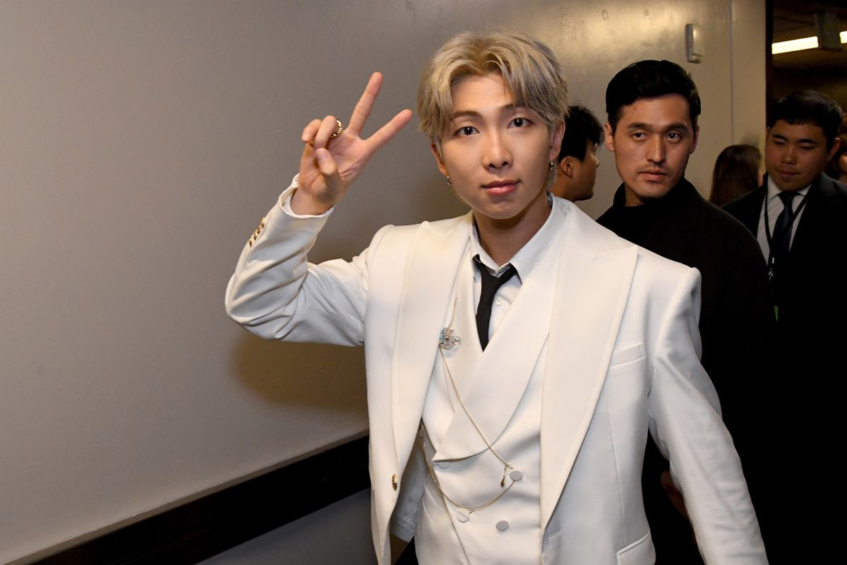 BTS' RM Has Lost Over 30 Airpods
