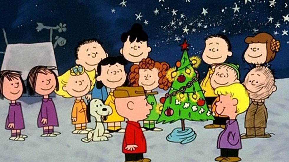 Top Five Christmas Cartoons