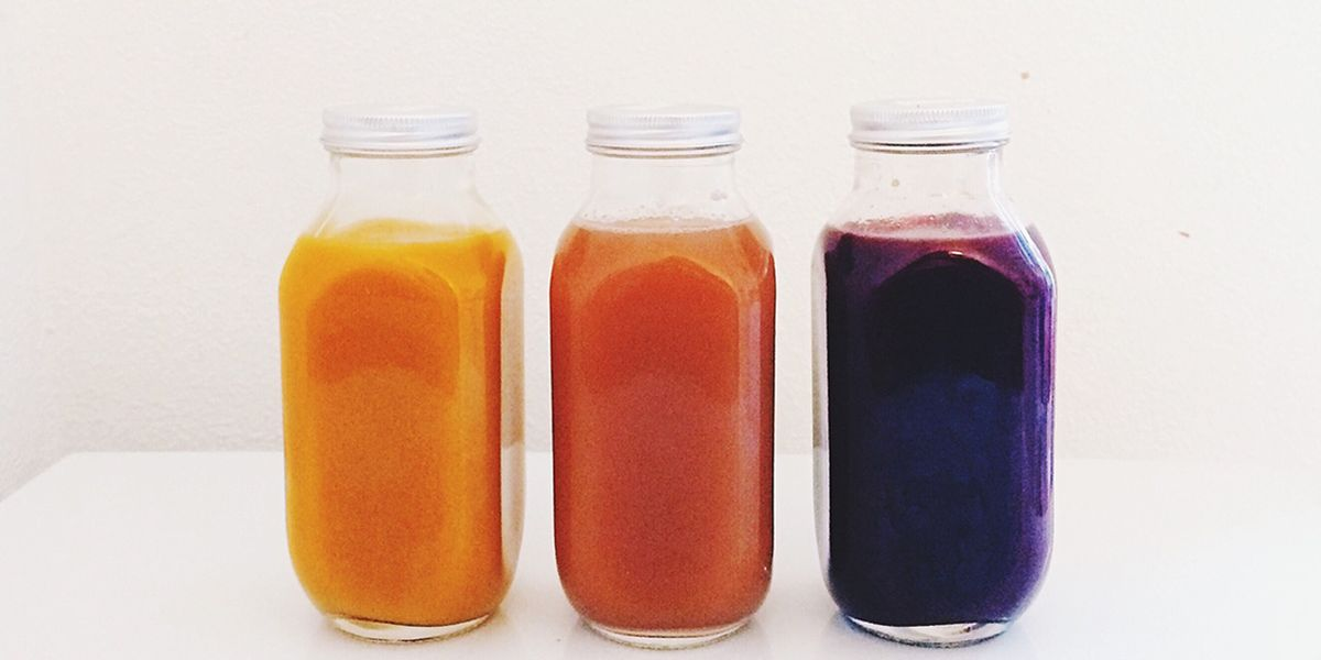 Is Fruit Juice as Unhealthy as Sugary Soda?
