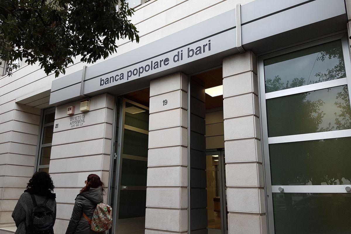 Il pasticcio Bari camuffato da banca del Sud