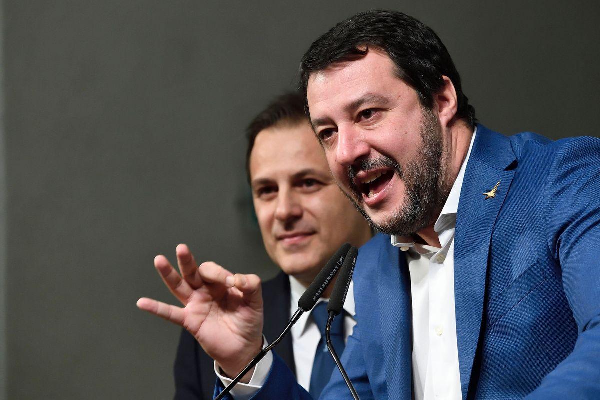 La Procura di Milano scalda i motori su Salvini?