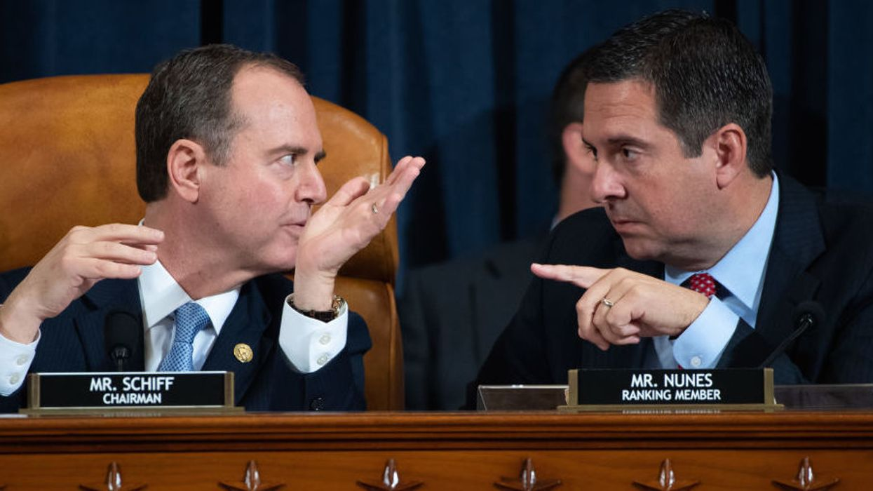 Nunes destroys Schiff in scathing letter: You need to go to rehab for lying and 'admit you have a problem'