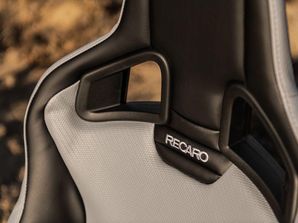 Recaro Automotive Seating seats off-roading truck car race