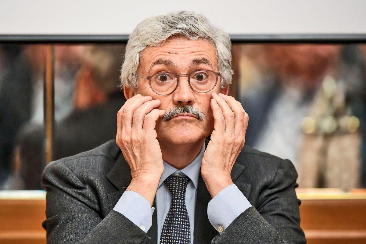 Il banchiere preferito da D'Alema torna sempre sul luogo del delitto