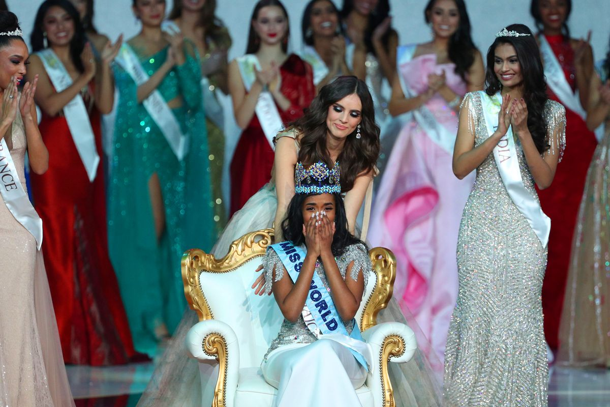 Black Women Now Hold All Five Major Beauty Pageant Titles