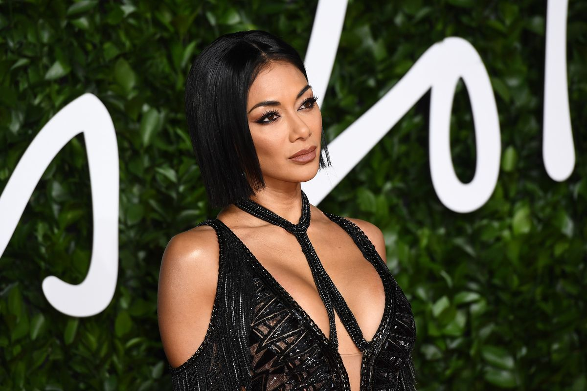 Nicole Scherzinger Reportedly Did Poppers With Sam Smith