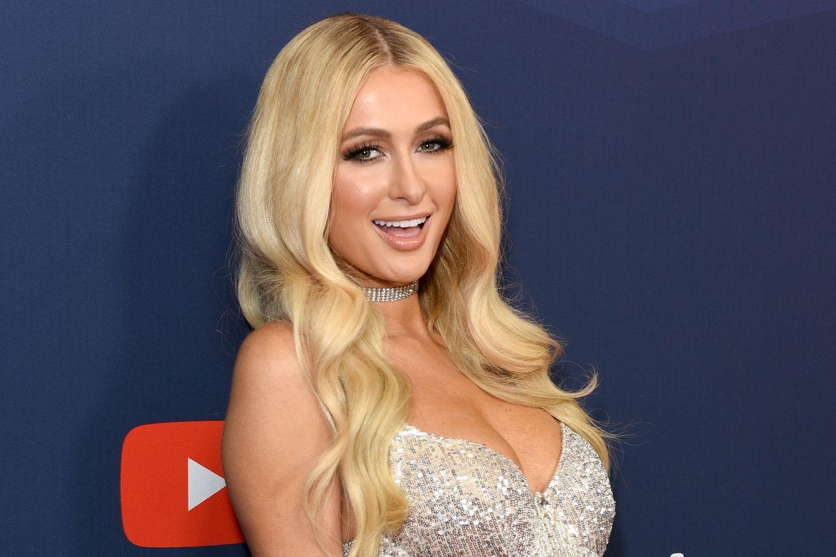 Paris Hilton Invents 'Sliving' While Interviewing Kim Petras