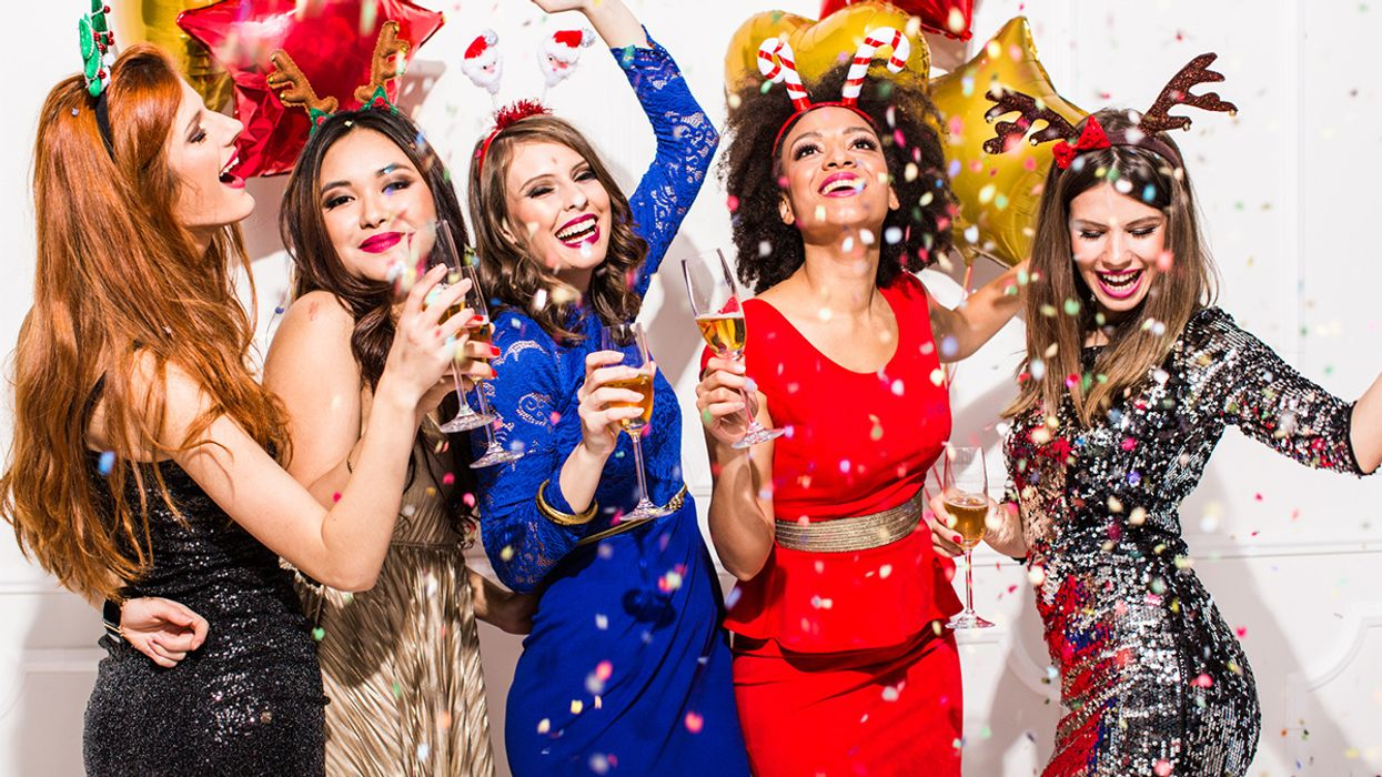 UK Shoppers Spend More Than $3 Billion on Barely Worn Holiday Party Outfits