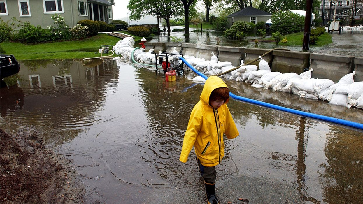 Toxic Chemicals Found in Rainwater and Drinking Water Throughout the U.S.