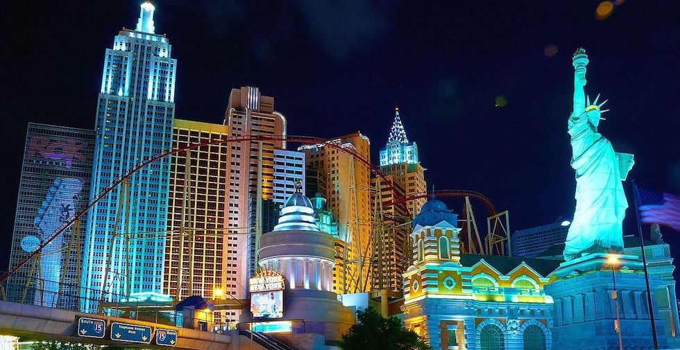 20 Things To Do In Las Vegas When You're Under 21