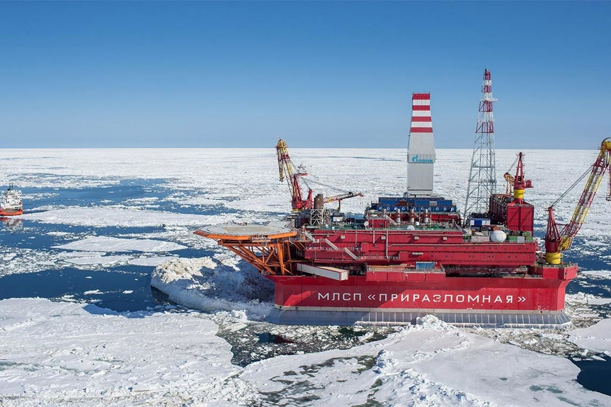 Goldman Sachs refuses to fund new oil drilling in the arctic, and will invest in sustainability instead