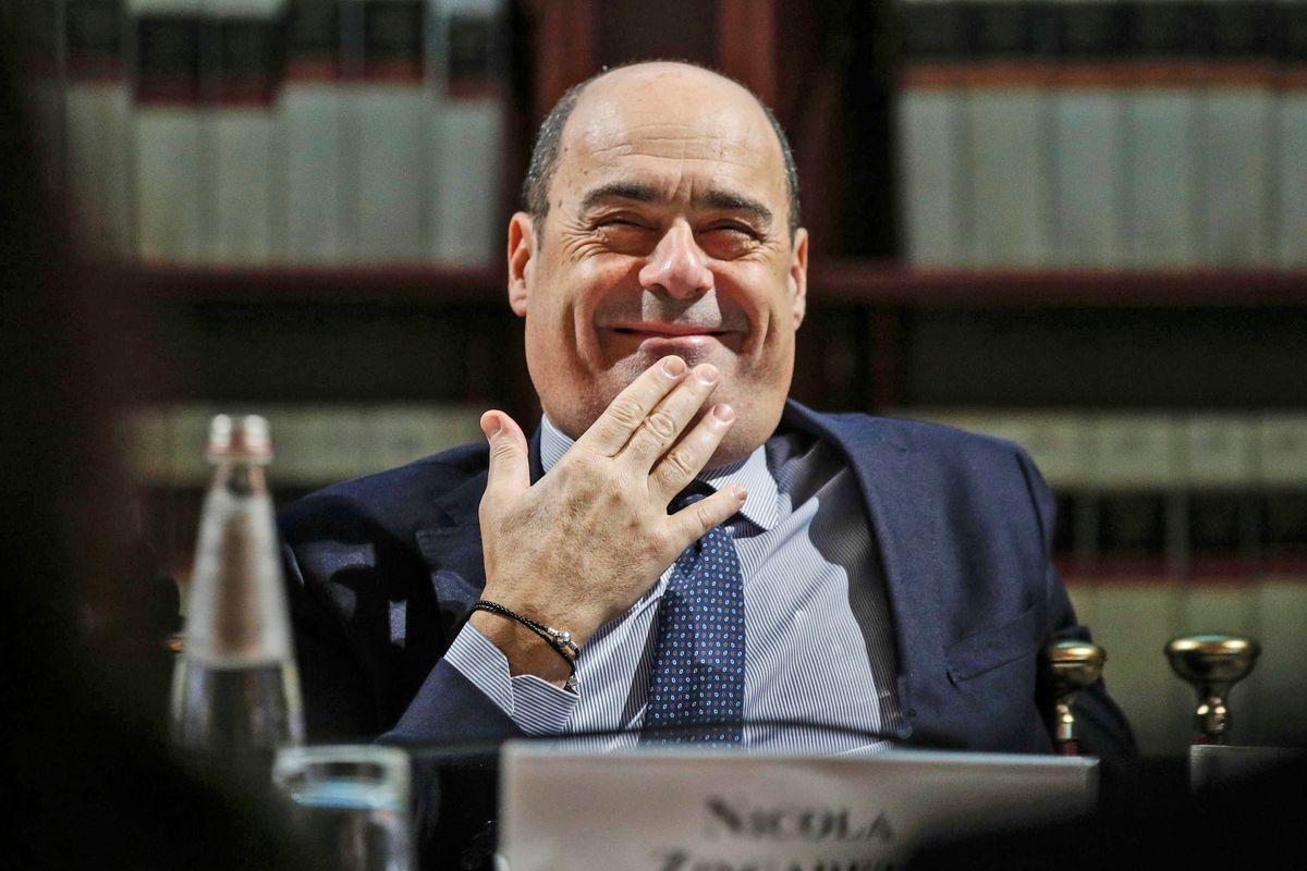 Pure Zingaretti vuole la legge anti omofobia. Alla sinistra ormai resta solo la censura