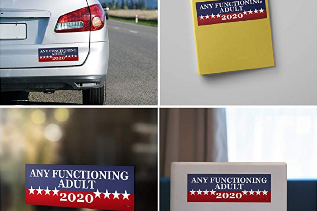 12 funny and smart bumper stickers for your car