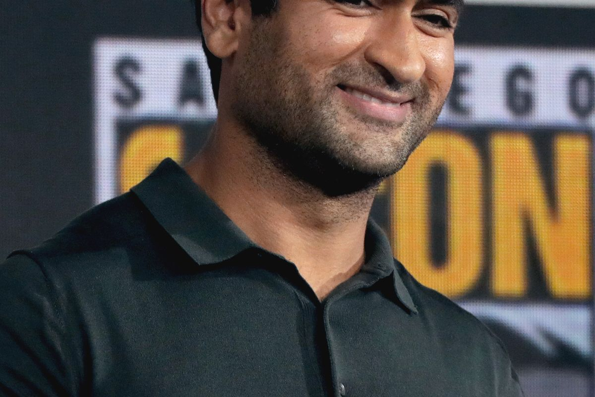 Kumail Nanjiani opened up about the work it took to get fit, because men also have impossible beauty standards