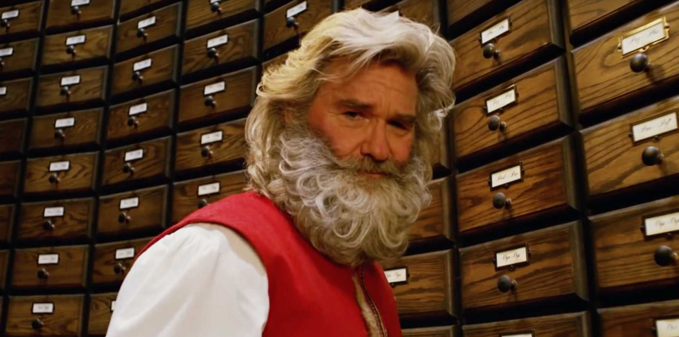 7 Christmas Movies That Santa Is Actually Pretty Damn Ho Ho Hot In