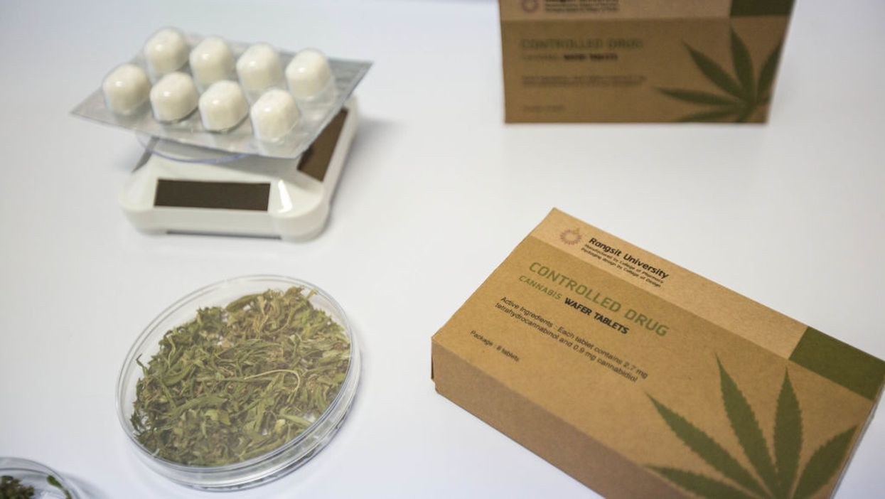 Legalized marijuana linked to lower opioid abuse; death rates