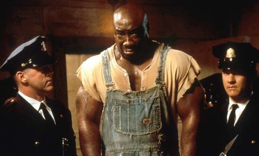 """Repost Of An Oldie: Reflections on Stephen King's """"The Green Mile"""""""